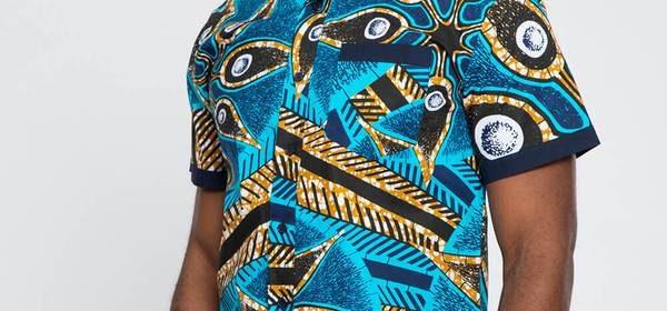 african shirt men